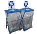 Portable Folding Recycling Containers
