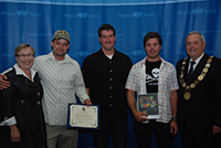 Volunteer Award - Niagara-on-the-Lake Surf Club, Niagara-on-the-Lake and Port Colborne