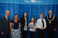 Young People's Award, Elementary Age Category - St. Joseph Catholic Elementary School, Fort Erie