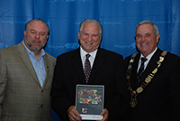 Lifetime Achievement Award - Dr. Michael Dickman, Welland