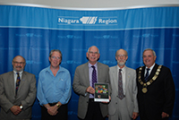 Green Non-Profit Award - Mel Swart Lake Gibson Park Committee, Thorold