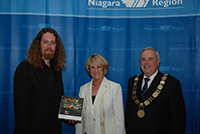 Green Family Award - Nathan Turner, Niagara Falls