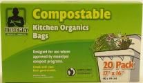 Tuff Guy Compostable Kitchen Organics Bags