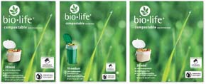 Bio-Life Certified Compostable Bags